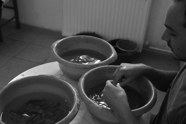 Washing sherds1
