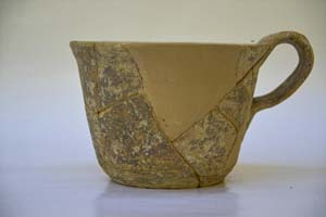 Straight-sided cup
