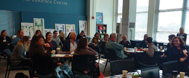 Northeastern U.S. heritage educators convene at a summit organized by the AIA and the Museum of Science, Boston