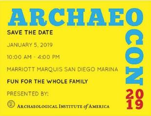 Archaeocon 2019