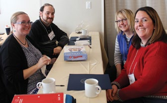 Participants in AIA's Fourth Annual Conference for Heritage Educators