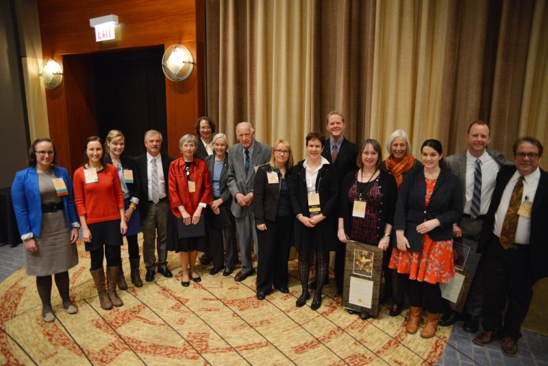 2014 AIA Award winners