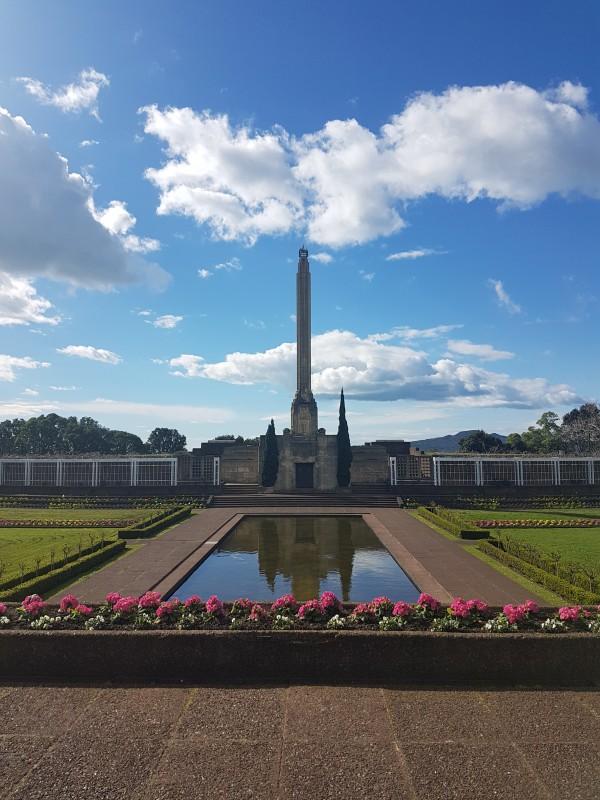 Michael Joseph Savage Memorial, Bastion Point, Auckland, New Zealand