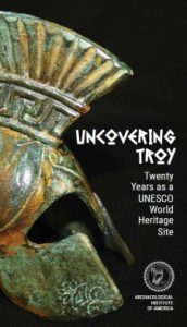 Make a gift of $25 and receive Uncovering Troy!