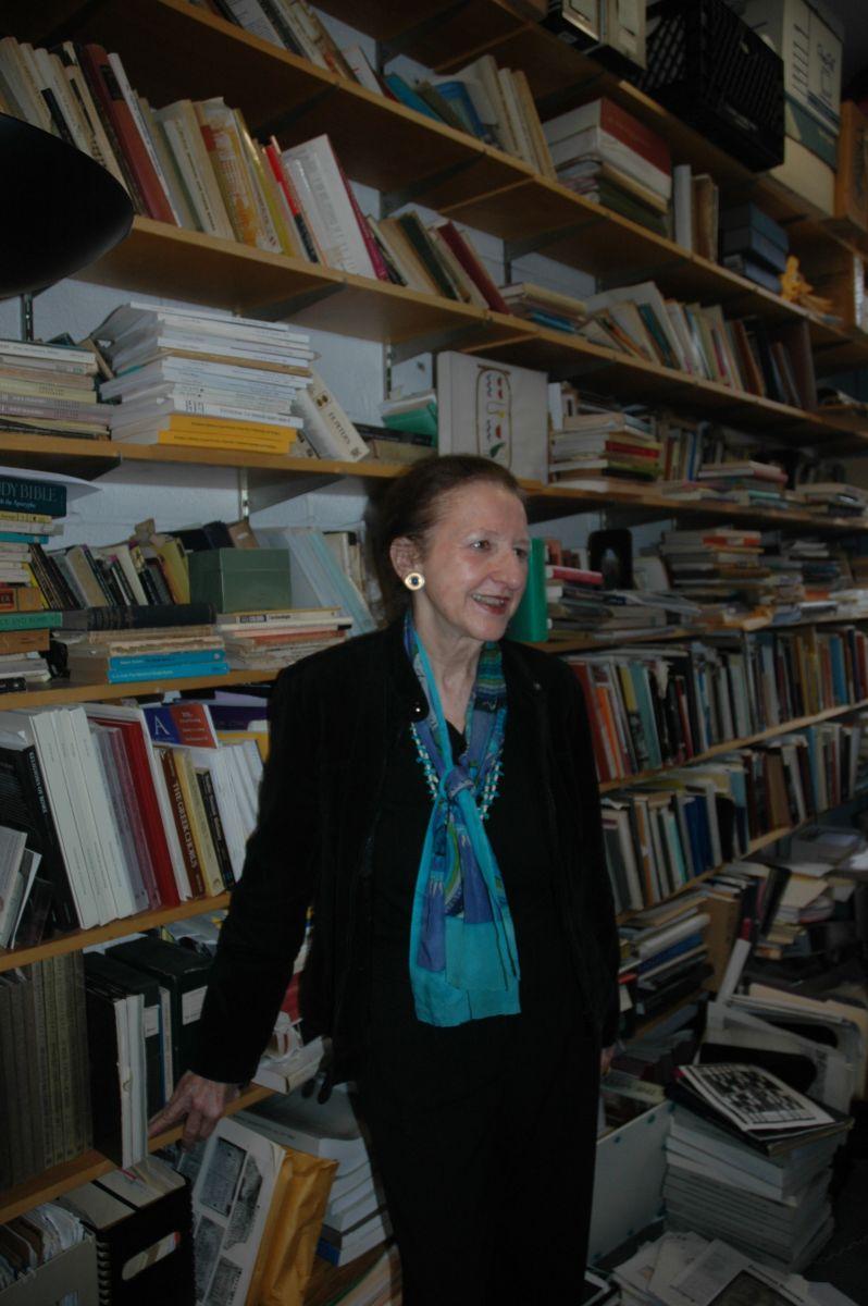 Larrissa Bonfante (Courtesy James Devitt?Office of Public Affairs, NYU)
