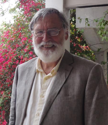 2019 Pomerance Award Winner Robert Hedges