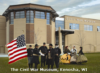 Photo courtesy of Civil War Museum Kenosha Wisconsin.