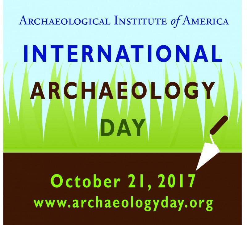 International Archaeology Day - October 21, 2017