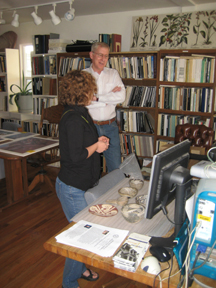 The Denver and Boulder Societies co-sponsored an event at Paleoresearch Institute Inc.