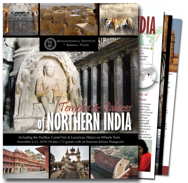 AIA Tours - Temples & Palaces of Northern India