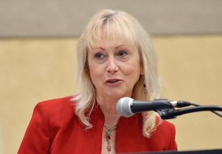 Ann Benbow, AIA Executive Director