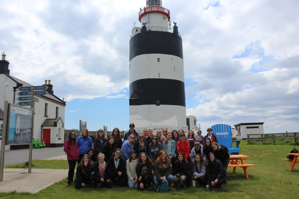 Ferrycarrig Cultural Trips – Summer 2019