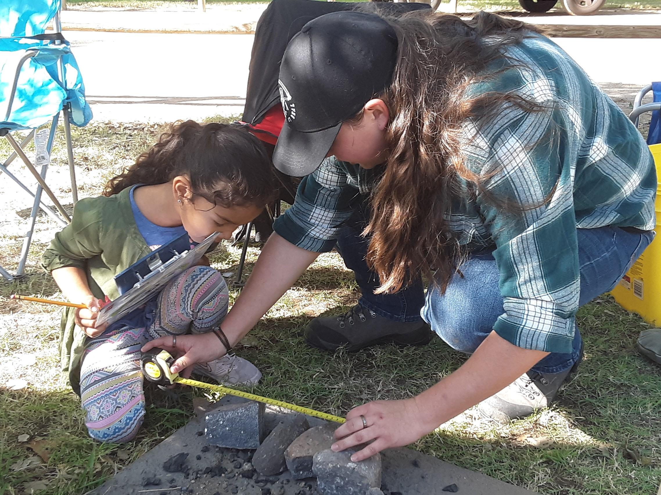 Future Archaeologist. Photo courtesy of ElizabethLawlor/AIA-Riverside Society.