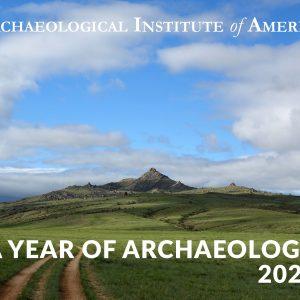 A Year of Archaeology – 2020 Calendar