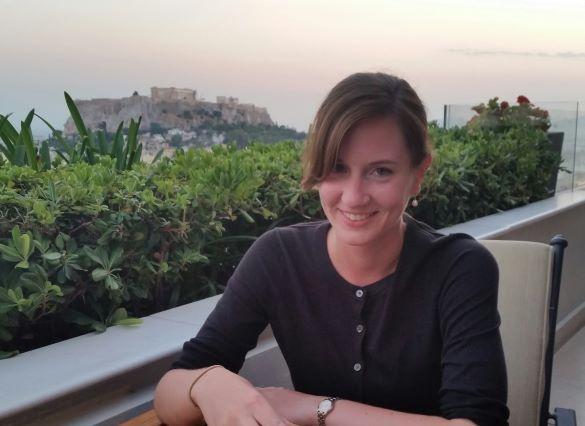Margaret Sneeringer, Managing Editor for the AJA.
