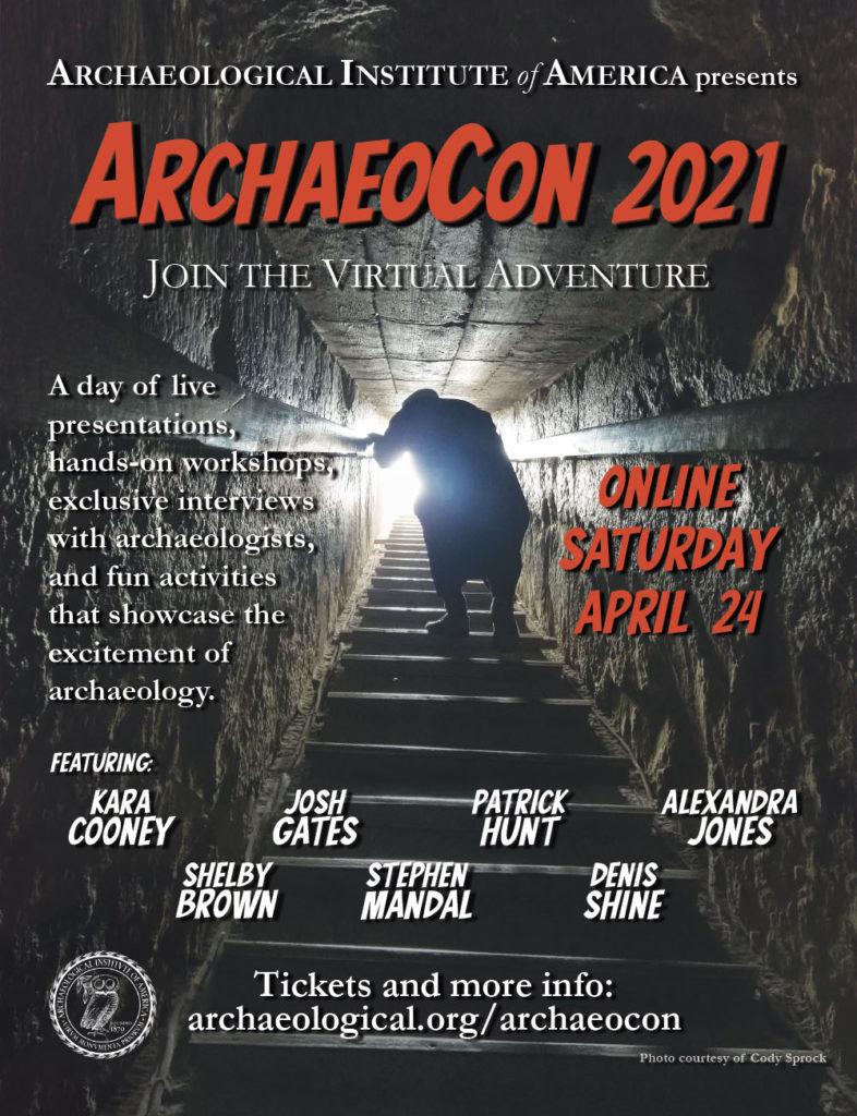 ArchaeoCon 2021